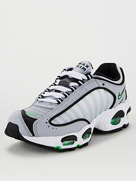 Nike Nike Air Max Tailwind Iv Junior Trainers - Grey/Green Picture