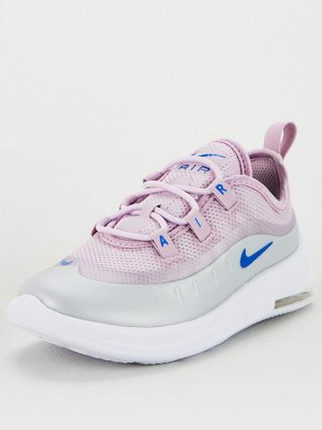 precio atractivo brillante en brillo talla 40 Nike Air Max Axis | White | Infant footwear (sizes 0-9) | Trainers ...