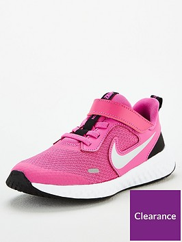 nike-revolution-5-childrens-trainers-pink