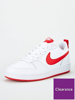 nike-court-borough-low-2-junior-trainers-whitered