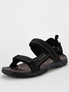 Trespass Trespass Alderley Sandal - Black Picture