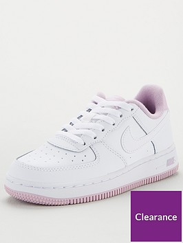 nike-force-1-childrens-trainer-whitepink