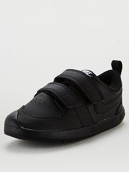 Nike Nike Pico 5 Infant Trainers - Black/Black Picture
