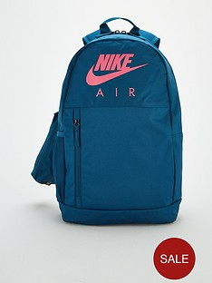 nike-air-kids-elemental-backpack-blue