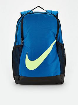Nike Nike Brasilia Childrens Backpack - Blue Picture