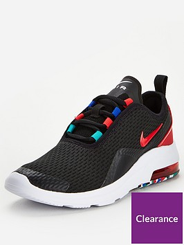 nike-air-max-motion-2-melted-crayon-junior-trainers-blackred