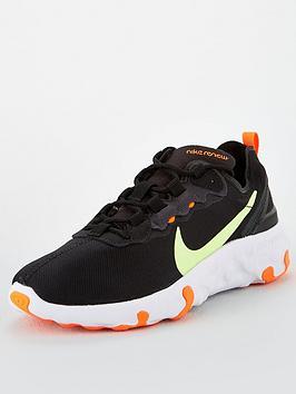 Nike Nike Renew Element 55 Junior Trainers - Black/Multi Picture