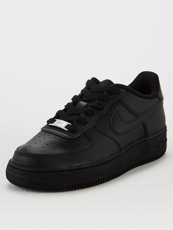 nike air force 1 junior noir