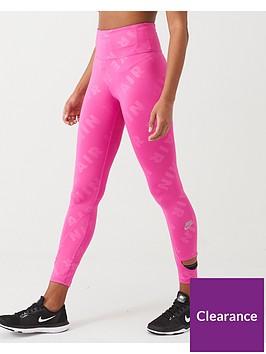nike-running-air-legging-pink