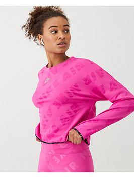 Nike Nike Running Air Sweat Top - Pink Picture