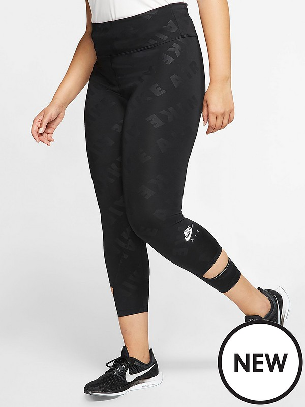 NSW Air Legging (Curve) Black