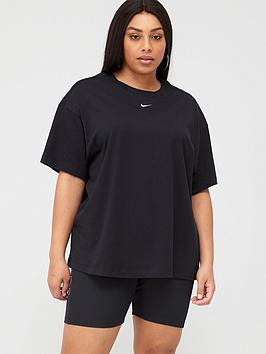 Nike Nike Nsw Essential T-Shirt (Curve) - Black Picture