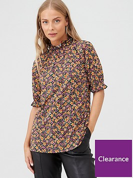 v-by-very-puff-sleeve-top-ditsy