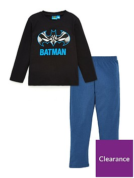 batman-pyjamas-black