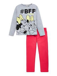 minnie-mouse-bff-pyjamas-light-grey