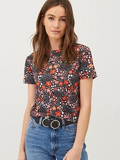 v-by-very-floral-printed-boxy-tee-multi
