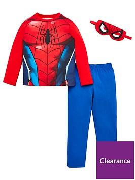 spiderman-mask-pyjamas-red