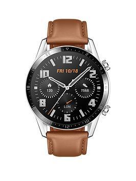 Huawei Huawei Watch Gt2 46Mm - Pebble Brown (Latona-B19V) Picture