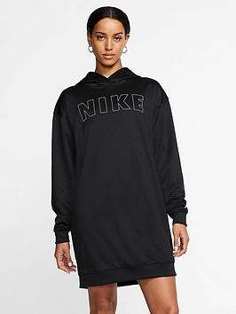 Nike Nike Nsw Air Hooded Dress - Black Picture