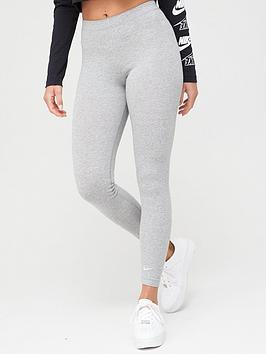 Nike Nike Nsw Club Leggings - Dark Grey Heather Picture