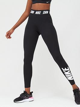 Nike Nike Nsw Club Leggings - Black Picture