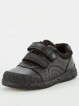 V by Very V By Very Toezone At V By Very Younger Boys Dinosaur Leather  ... Picture