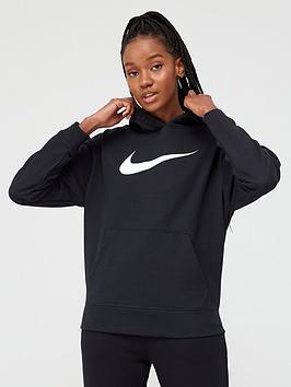 Nike Nike Nsw Swoosh Pullover Hoodie - Black Picture