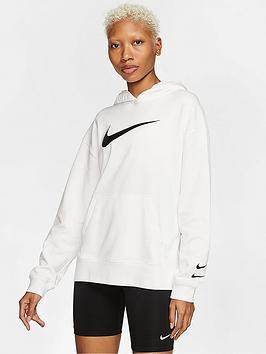 Nike  Nsw Swoosh Oth Hoodie - White