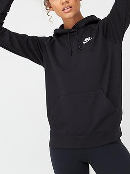 Nike Nike Nsw Essential Pullover Hoodie - Black Picture