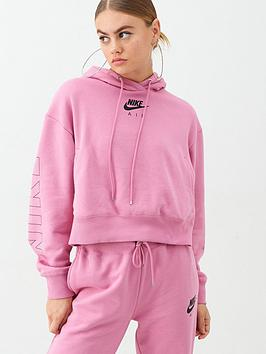 Nike Nike Nsw Air Oth Hoodie - Pink Picture