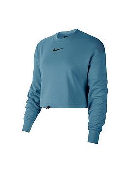 Nike Nike Nsw Swoosh Sweatshirt - Cerulean Picture