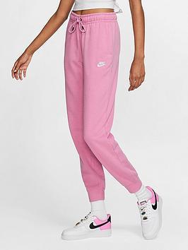 Nike Nike Nsw Essential Pants - Flamingo Picture