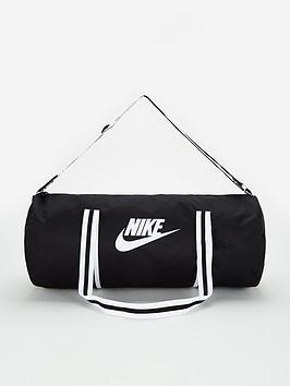 Nike Nike Heritage Duffel Bag - Black Picture