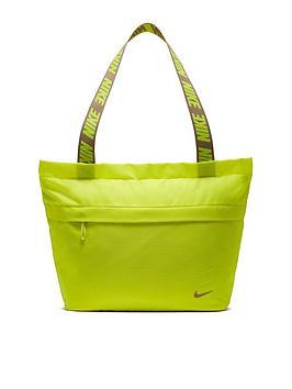 Nike Nike Advanced Tote Bag - Lime Picture