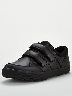 v-by-very-boys-twin-strap-leather-school-shoe-black