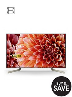 sony-bravia-kd55xf9005-55-inch-android-tvtrade-4k-hdr-ultra-hd-with-voice-remote-youview-and-freeview-hd