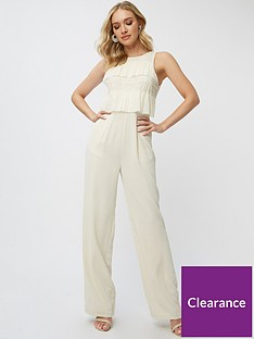 little-mistress-petite-pleated-lace-jumpsuit-cream