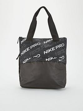 Nike Nike Pro Radiate Tote Bag - Black Picture