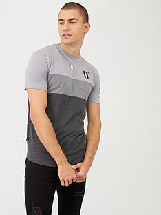 11-degrees-triple-panel-t-shirt-grey