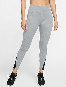 Nike Nike The One Legging - Grey Picture