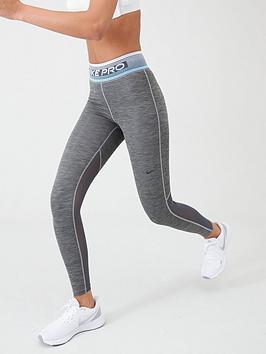 Nike Nike Training Pro Vnr Legging - Grey Picture