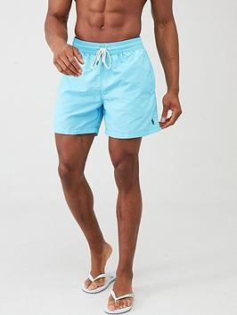Polo Ralph Lauren Polo Ralph Lauren Traveller Swim Shorts - Hammond Blue Picture
