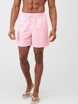 Polo Ralph Lauren Polo Ralph Lauren Traveller Swim Shorts - Pink Picture