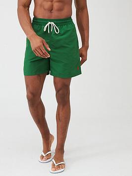 Polo Ralph Lauren Polo Ralph Lauren Traveller Swim Shorts - Green Picture