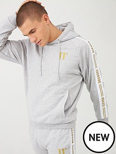 11-degrees-taped-pull-over-hoodie-grey-marl