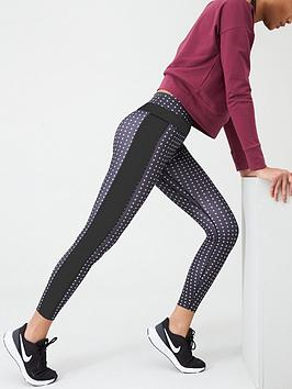 Nike Nike The One Printed Legging - Black Picture