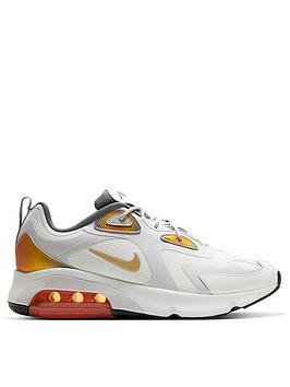 Nike Nike Air Max 200 Se - White/Orange Picture