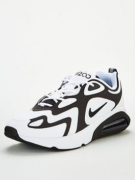 Nike  Air Max 200 - White/Black