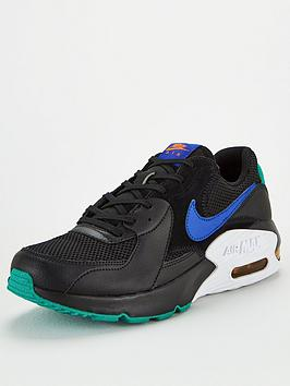Nike Nike Air Max Excee - Black/Blue/Green Picture