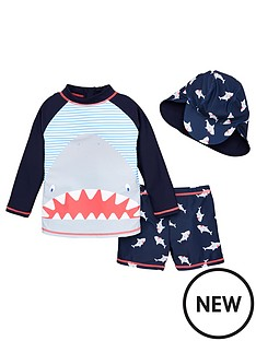 v-by-very-boys-shark-swim-set-with-hat